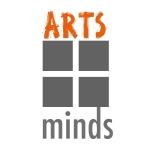 A+M logo grey orange