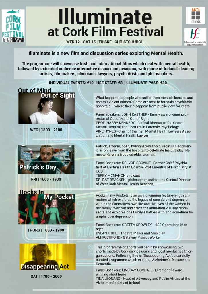 Illuminate at Cork Film Fest